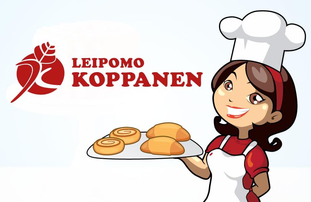 Leipomo Koppanen 50 vuotta – Herkkuja verkossa vuodesta 1997